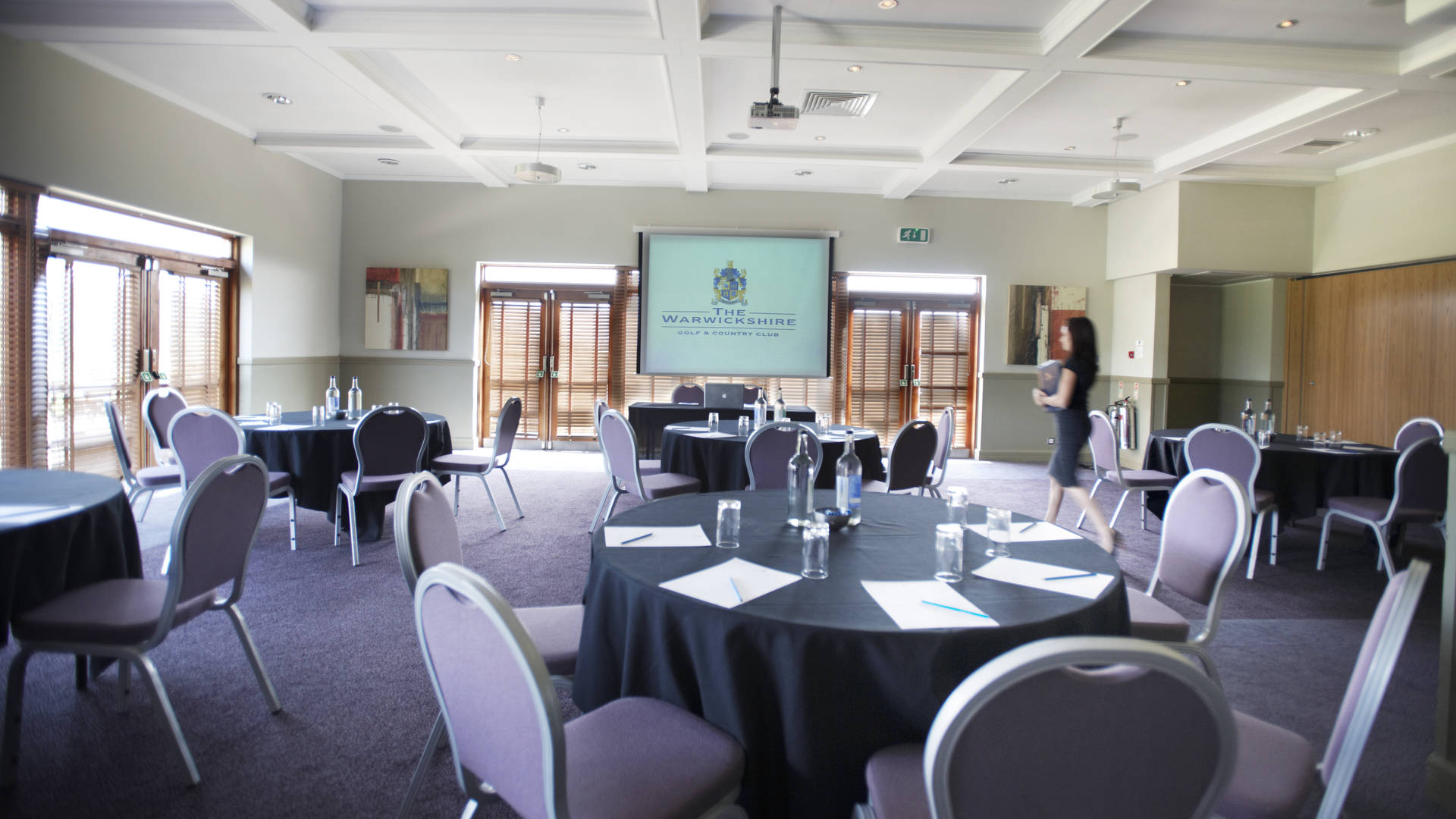 Meetings and Conferences at the Warwickshire Image